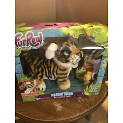 FurReal Friends Roarin Tiger Tyler Interactive Plush Toy NEW 2021 Exclusive