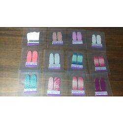 COLOR STREET TWOSIE ACCENT NAIL Strips Variety of Colors Glitters Some retired