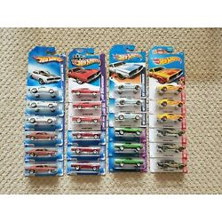 Hot Wheels Mopar Madness '69 Dodge Charger Choice of Color Variations