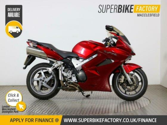 2007 07 HONDA VFR800F A-6 - BUY ONLINE 24 HOURS A DAY