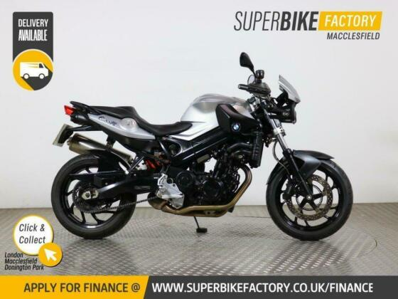 2009 09 BMW F800R - BUY ONLINE 24 HOURS A DAY