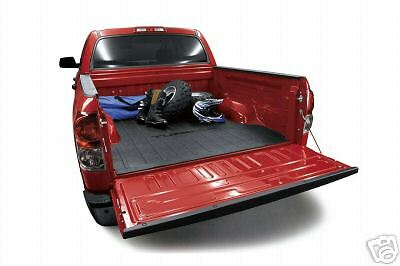 toyota tundra 2007 2017 long bed rubber mat oem new. Black Bedroom Furniture Sets. Home Design Ideas