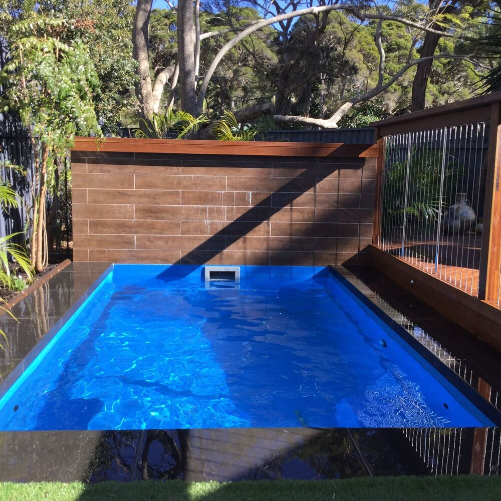 4m x the ultimate plunge spa pool lifetime structural warranty ebay