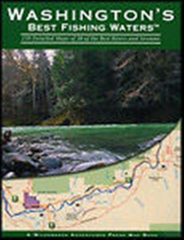 Washington 39 s best fishing waters new book fly ww77289 ebay for Best fly fishing books