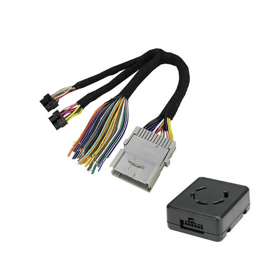 2005 Gmc Envoy Radio Wiring Harness - Wiring Diagrams IMG Radio Wiring Harness For Gmc Sierra on