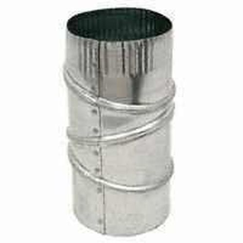 New imperial inch galvanized ga stove pipe elbow
