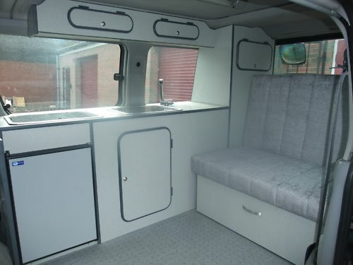 Mazda Bongo Camper Van Interior Conversion Furniture Ebay
