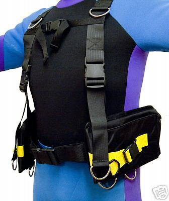 Red Hat Diving Weight Harness New Universal Size Ebay