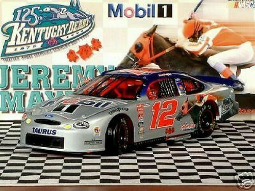 jeremy mayfield 12 mobile 1 kentucky derby 1999 taurus ebay. Black Bedroom Furniture Sets. Home Design Ideas