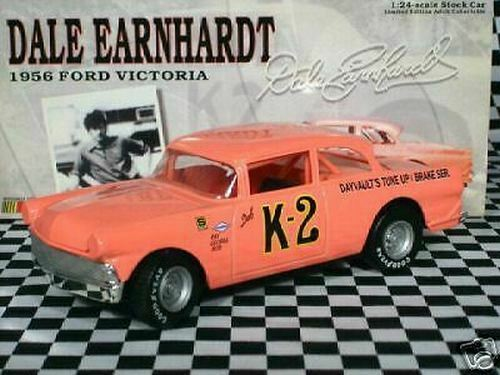 dale earnhardt k 2 1956 ford victoria clear window bank ebay. Black Bedroom Furniture Sets. Home Design Ideas