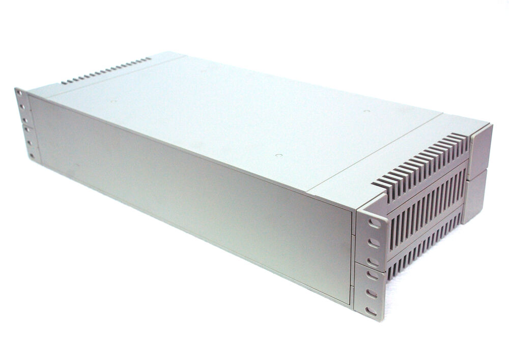 Rack Mount Enclosures : Pc u quot rack mount plastic enclosure cabinet g ug