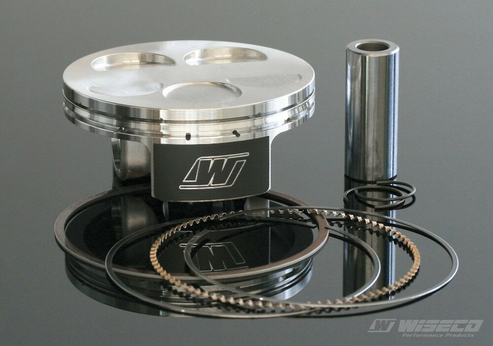 wiseco forged piston ring kit honda trx450r trx 450r 450 2004 05 4848m09400 ebay. Black Bedroom Furniture Sets. Home Design Ideas