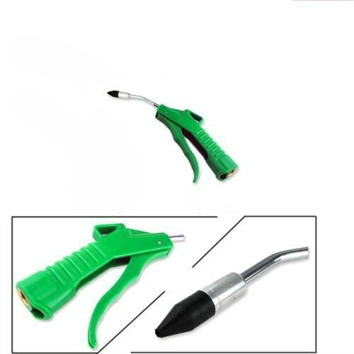 4 Quot Angle Nozzle Air Blow Gun With 1 2 Quot Rubber Tip Ebay