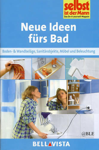 do it yourself neue ideen f rs bad bodenbel ge m bel beleuchtung ebay. Black Bedroom Furniture Sets. Home Design Ideas