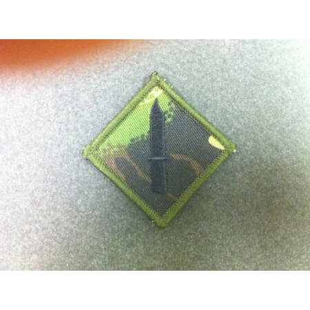 img-New Combat Infantry Patch on DPM 40mm x 40mm