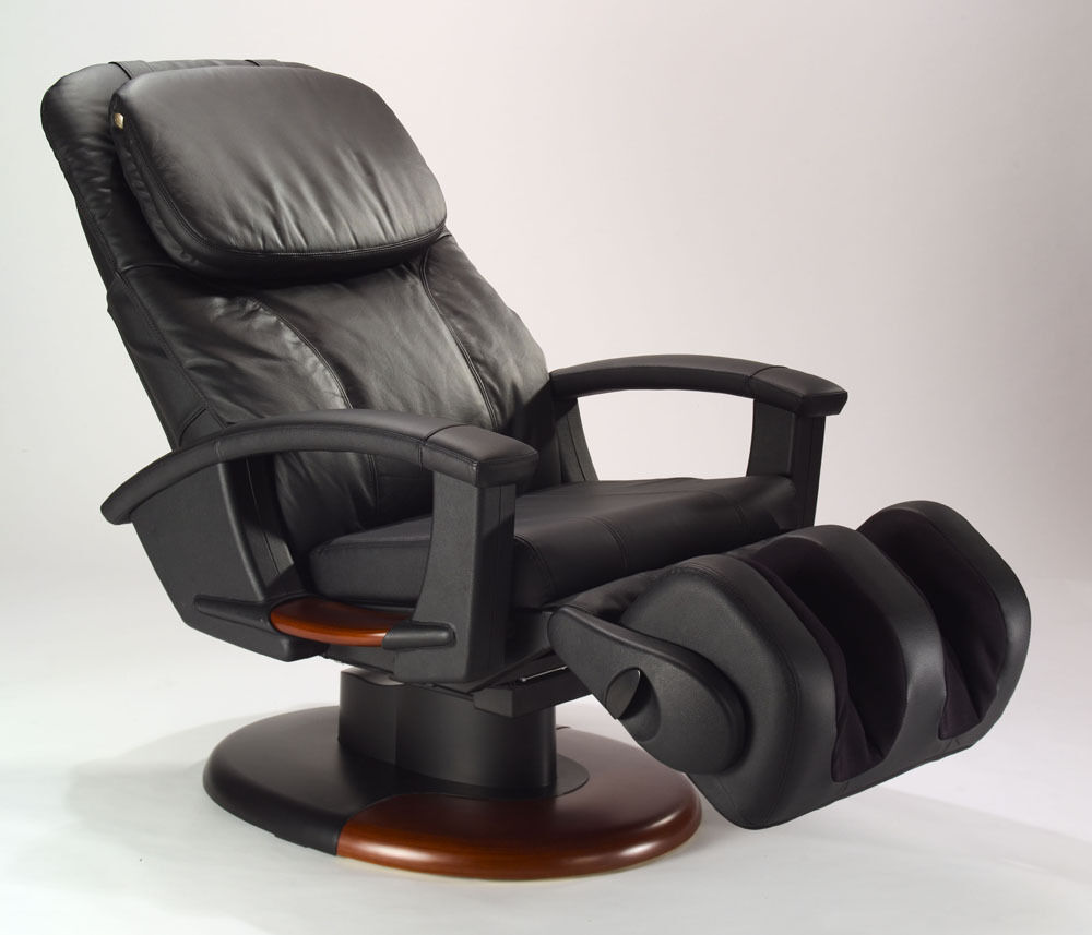 Stretching Power Recline Ht 135 Human Touch Massage Chair Electric Recliner Ebay