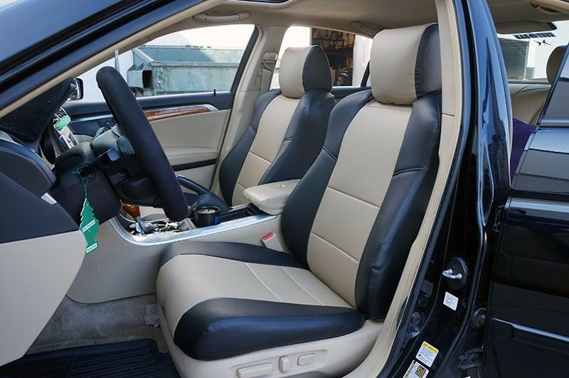 Acura Tl Not Type S 2004 2008 Iggee S Leather Custom Fit