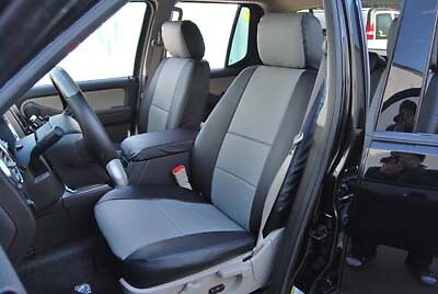 Ford Explorer Sport Trac 2001 2005 Iggee S Leather Custom Seat Cover 13colors Ebay