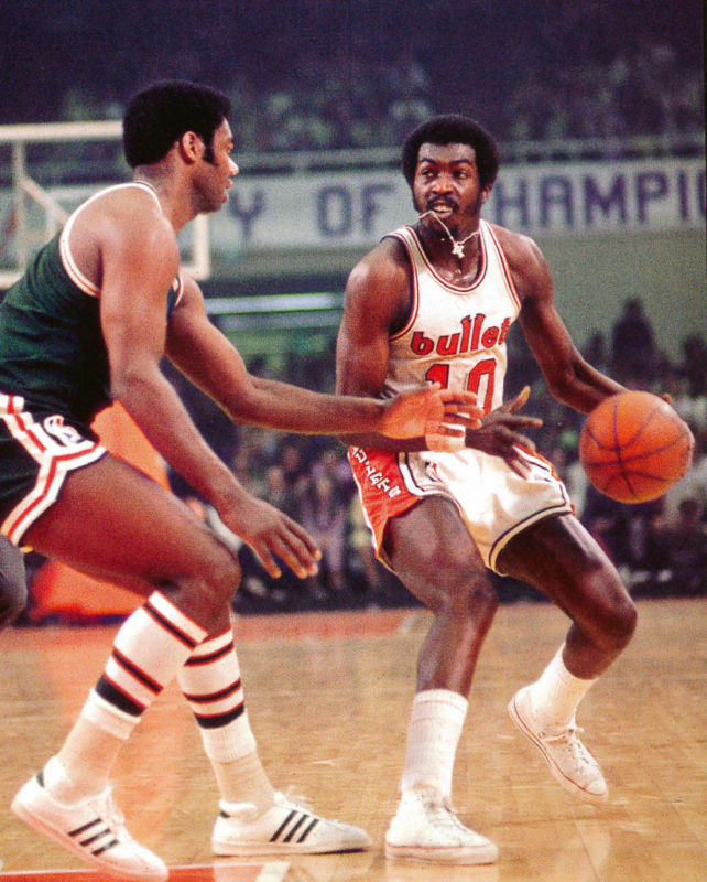 Earl Monroe - 1971 Bullets, 8x10 Color Photo | eBay