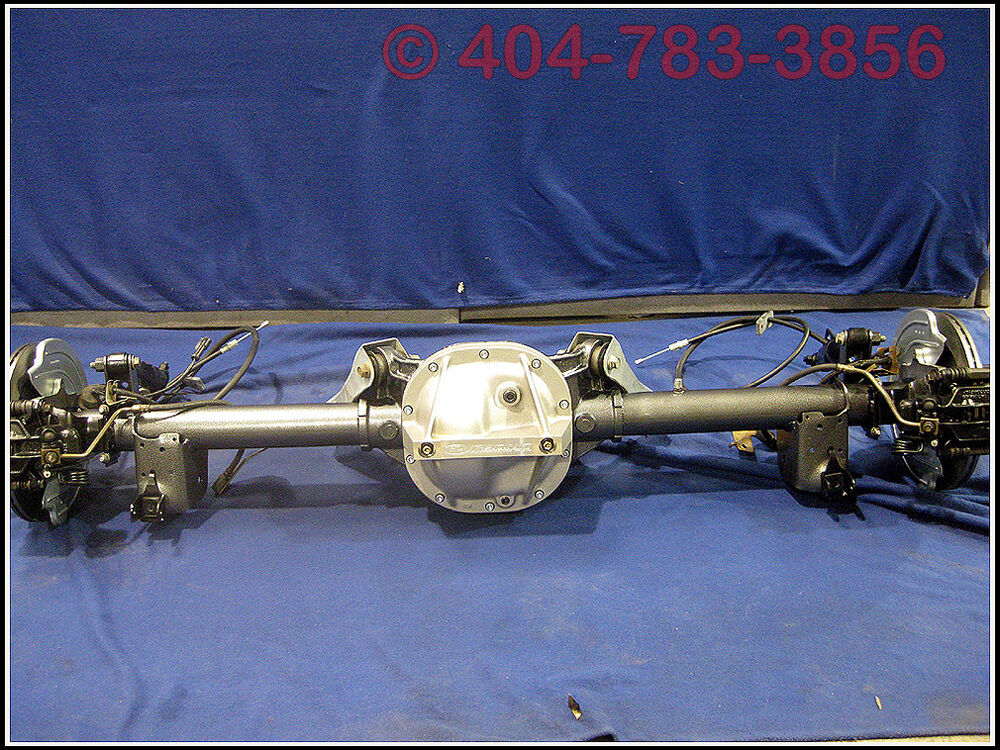 03 04 Mustang Cobra Hd Solid Axle Swap Assy Moser Frp Ebay