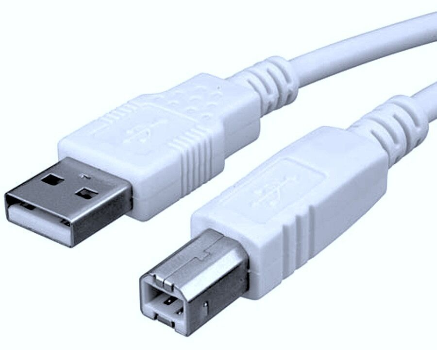 usb printer cable for canon pixma mx350 mg6150 mg5250 ebay. Black Bedroom Furniture Sets. Home Design Ideas
