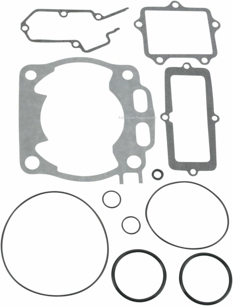 02 17 Yamaha Yz250 Yz250x 2 Stroke Top End Head Base O Rings Gasket