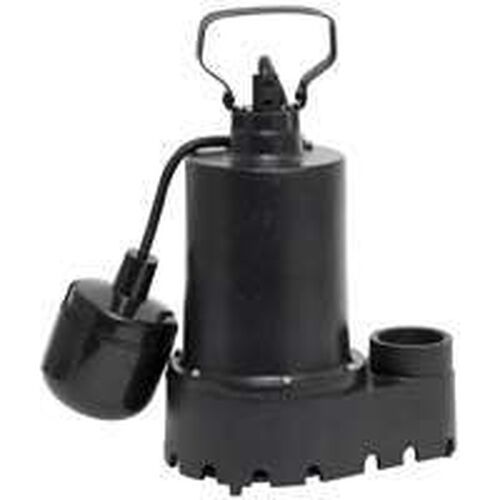 Electric Sump Pump ~ New superior utility hp electric sump pump ebay
