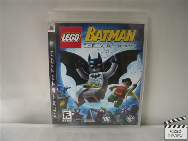 Lego Games For Ps3 : Lego batman the videogame sony playstation