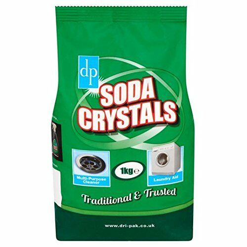 Caustic Soda Sink: Washing Soda Crystal Clothes Cleaner Sink Drainage 500g