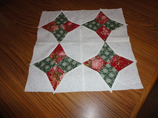 How To Use Plastic Quilting Templates : Plastic Templates - Snowball quilt eBay