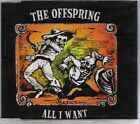 The Offspring - All I Want - UK 3 track CD
