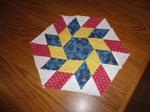 How To Use Plastic Quilting Templates : Plastic Templates - Pinwheel Tile quilt eBay