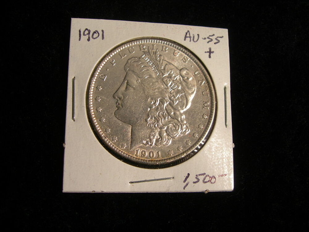 1901 Morgan Silver Dollar Antique Vintage Coin Au Ebay