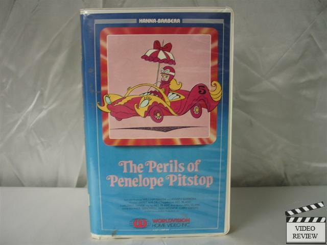 Perils Of Penelope Pitstop  The Vhs
