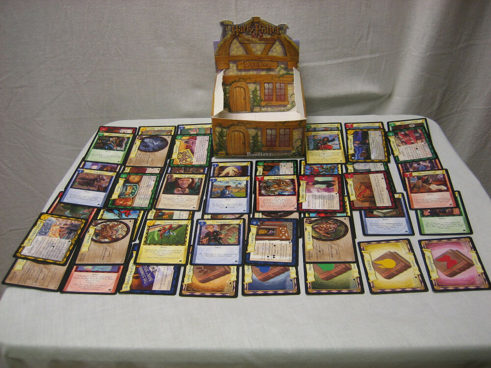 Harry Potter Trading Card Game Diagon Alley Complete Commons & Uncommons NEW | eBay