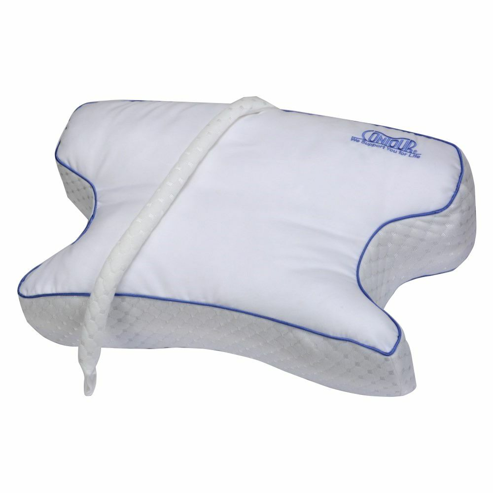 CPAPmax Bed Pillow from Contour, Bed Pillow for Sleep ...