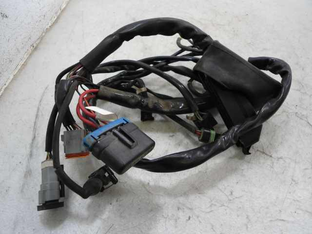 gm ignition coil pack wiring diagram 97-98 harley davidson touring flh engine wire harness for ecu ecm efi wiring | ebay flh tour pack wiring
