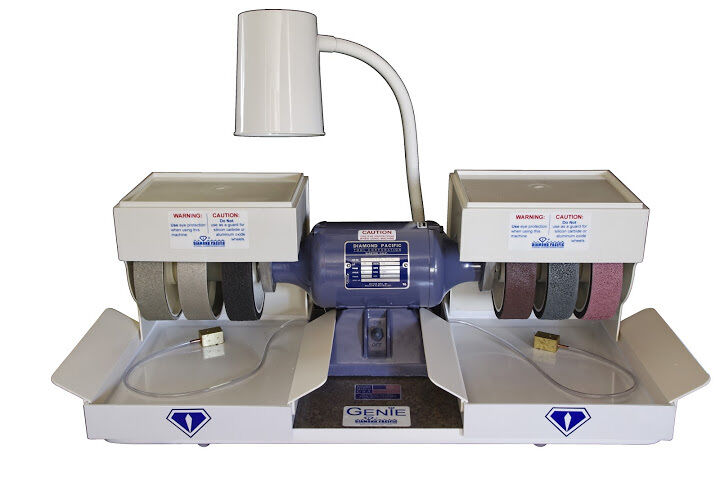 pixie lapidary machine