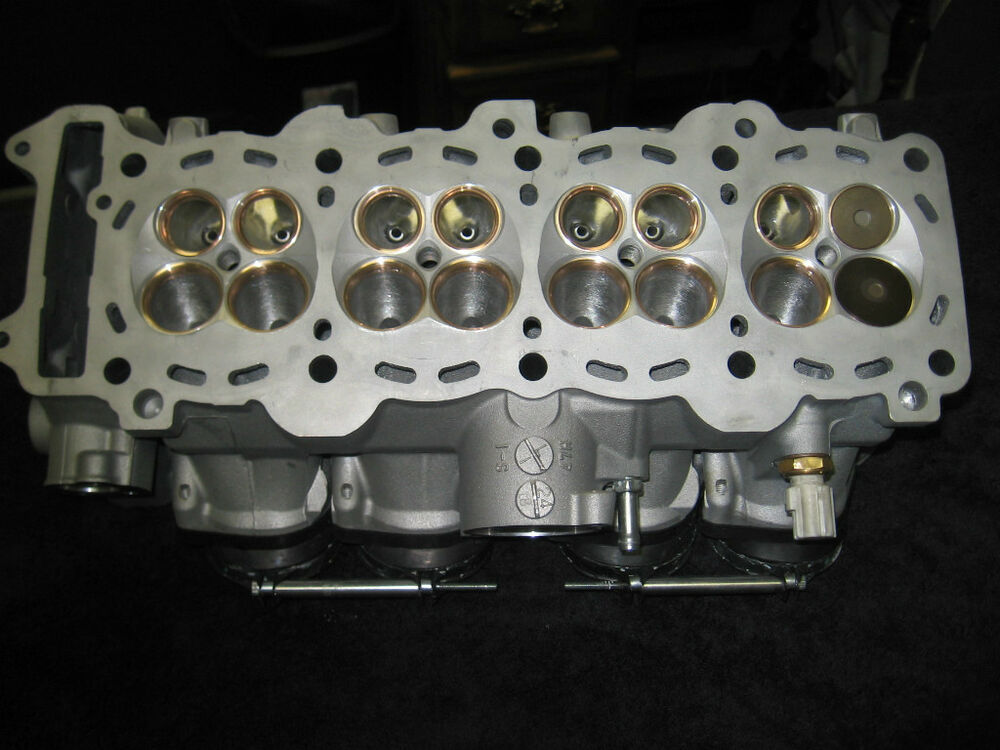 Yamaha R1 R6 Cylinder Head Porting By Pro 1 Racing Ebay