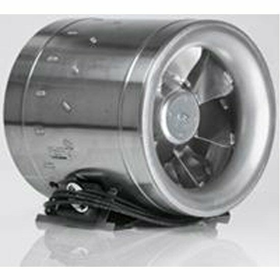 Fan In A Can : Can fan max quot cfm inline scrubber exhaust