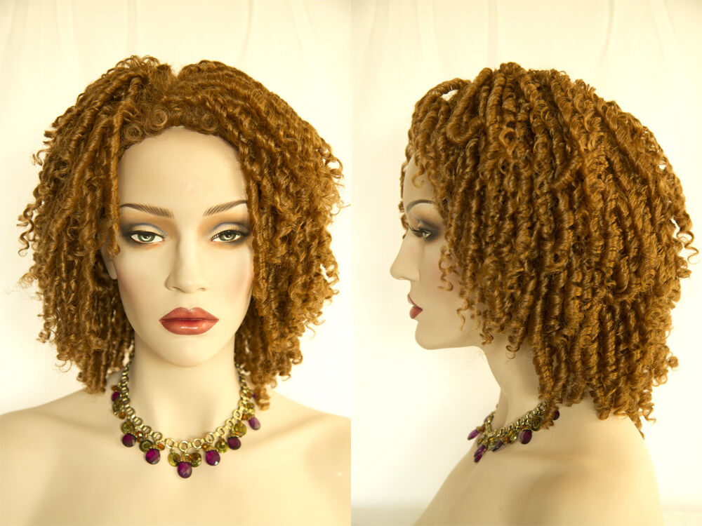 Arty And Chic Shoulder Length Tight Corkscrew Curls