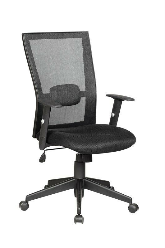 Modern Fabric Mesh Back Office Task Chair Computer Desk Seat 11 | eBay