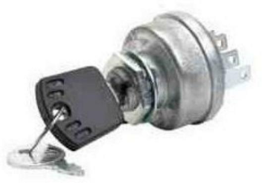 Tractor Ignition Switch Replacement : New oem replacement cub cadet mower ignition switch