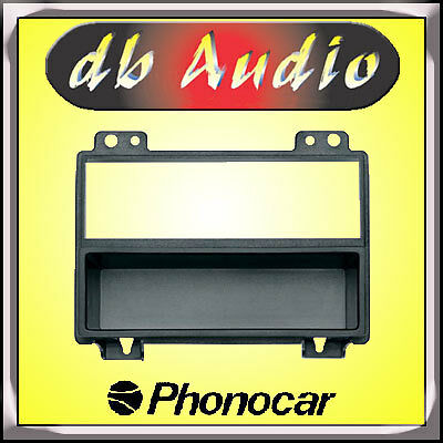 phonocar 3 275 mascherina autoradio 1 2 din ford fiesta adattatore cornice radio ebay. Black Bedroom Furniture Sets. Home Design Ideas