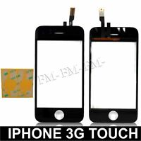 REPLACEMENT LCD SCREEN TOUCH DIGITIZER FRONT GLASS FOR IPHONE 3G