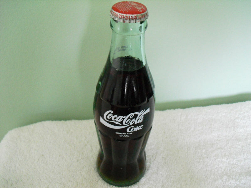 Vintage coca cola bottle brazil 1990 limited edition ebay - Coca cola edition limitee ...
