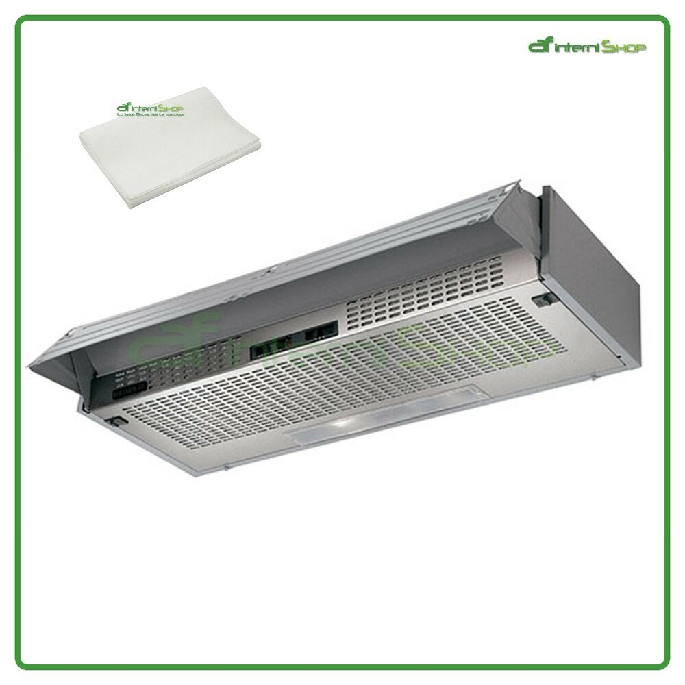 Faber lg 152 motore cappa cucina sottopensile estraibile 60 filtrante kfab 15260 ebay - Cappa cucina sottopensile ...