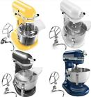 New KitchenAid Pro 600 Stand Mixer KP26m1xq 6-Qt White,Pearl Metalic,Yellow,Blue