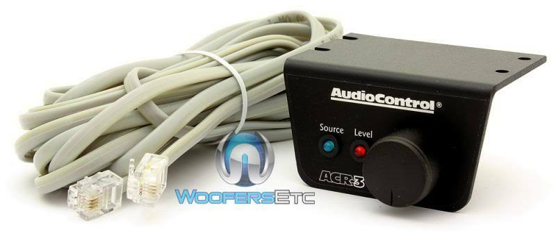 Acr 3 Audiocontrol Wired Remote Knob For Audio Control