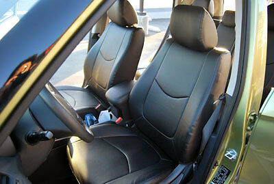 kia soul 2010 2015 iggee s leather custom fit seat cover 13colors available ebay. Black Bedroom Furniture Sets. Home Design Ideas